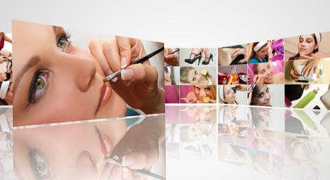 Mur de maquillage 5